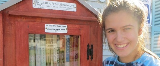 2018-Silver-Award-Maddy-Buzza-Little-Free-Libraries-news