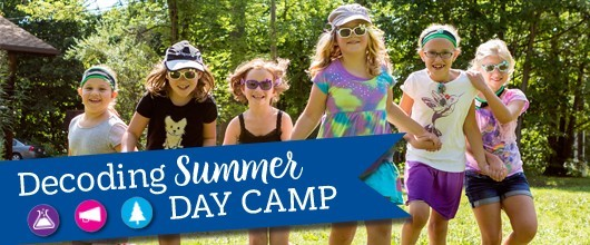 Decoding Summer Day Camp